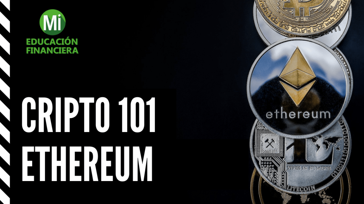 Portada Crypto 101 Ethereum